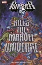 Doug Braithwaite, Gart Ennis, Garth Ennis, Jonathan Maberry, Goran Parlov - Punisher killt das Marvel Universum. Punisher kills the Marvel Universe