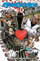 Salvatore Aiala, Mar Dos Santos, Mark Dos Santos, Andrew Elder, Gart Ennis, Garth Ennis - A Train Called Love. Bd.1