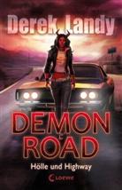 Derek Landy, Loew Jugendbücher, Loewe Jugendbücher - Demon Road - Hölle und Highway