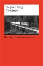 Stephen King, Erns Kemmner, Ernst Kemmner - The Body