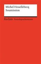 Michel Houellebecq, Kar Stoppel, Karl Stoppel - Soumission