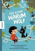 Sylvia Englert, Sabine Dully - Der kleine Warumwolf