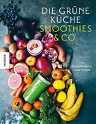David Frenkiel, Luis Vindahl, Luise Vindahl - Die Grüne Küche Smoothies & Co.
