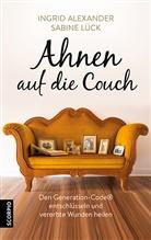 Ingri Alexander, Ingrid Alexander, Sabine Lück - Ahnen auf die Couch