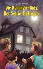 Carlo Meier, Matthias Leutwyler - Die Kaminski-Kids - Der Selfie-Betrüger