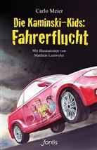 Carlo Meier, Matthias Leutwyler - Die Kaminski-Kids - Fahrerflucht