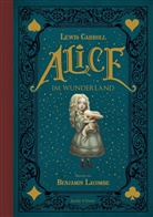 Lewis Carroll, Benjamin Lacombe - Alice im Wunderland
