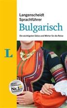 Redaktio Langenscheidt, Redaktion Langenscheidt, Redaktion Langenscheidt - Langenscheidt Sprachführer Bulgarisch
