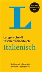 Redaktio Langenscheidt, Redaktion Langenscheidt, Langenscheidt-Redaktio, Redaktion Langenscheidt - Taschenwörterbuch Italienisch : Italienisch-Deutsch und vv