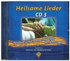 Katharina Bossinger, Wolfgang Bossinger, Bossinger, Katharina Bossinger, Wolfgan Bossinger, Wolfgang Bossinger - Heilsame Lieder. Tl.3, 1 Audio-CD (Hörbuch)