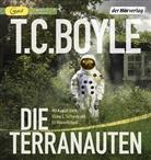 T. C. Boyle, August Diehl, Alwara Höfels, Ulrike Tscharre, Ulrike C. Tscharre, Eli Wasserscheid - Die Terranauten, 2 Audio-CD, MP3 (Hörbuch)