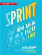 Jak Knapp, Jake Knapp, Braden Kowitz, Joh Zeratsky, John Zeratsky - Sprint