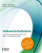 William D Nordhaus, William D. Nordhaus, Paul Samuelson, Paul A. Samuelson - Volkswirtschaftslehre