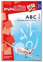 Heinz Vogel - mini LÜK, Übungshefte - 5: ABC: Buchstabenspiele von A-Z