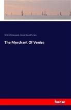 Horace Howard Furness, Willia Shakespeare, William Shakespeare - The Merchant Of Venice