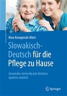 Nina Konopinski-Klein - Slowakisch-Deutsch für die Pflege zu Hause