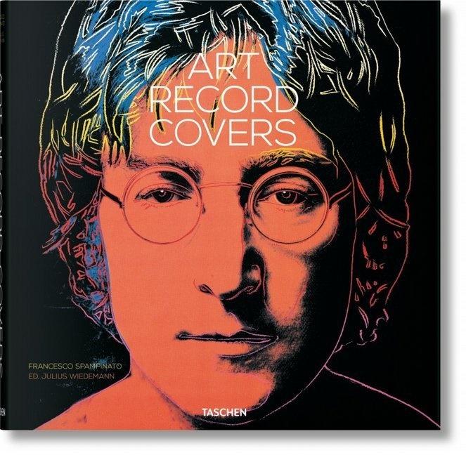 Francesco Spampinato, Julius Wiedemann - Art Record Covers