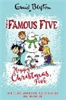 Enid Blyton, Jamie Littler, Jamie Littler - Famous Five Colour Short Stories: Happy Christmas, Five And Other