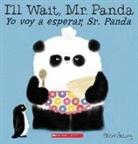 Steve Antony, Steve Antony - I'll Wait, Mr. Panda / Yo voy a esperar, Sr. Panda