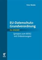 Peter Wedde - EU-Datenschutz-Grundverordnung, Kurzkommentar