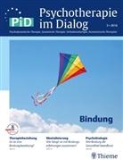 Maria Borcsa, Michael Broda, Volker Köllner, Hennin Schauenburg, Henning Schauenburg, Silke Wiegand-Grefe - Psychotherapie im Dialog (PiD) - 3/2016: Bindung