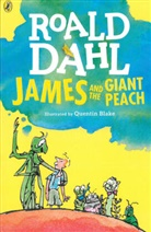 Roald Dahl, Quentin Blake - James and the Giant Peach