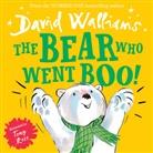 David Walliams, Tony Ross - The Bear Who Went Boo!