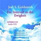 Joel s Goldsmith, Joel S. Goldsmith, Michael Hozzel - Ein Intervall in der Ewigkeit - 3 Audio CDs (Hörbuch)