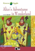 Lewis Carroll - Alice's Adventures in Wonderland, w. Audio-CD-ROM