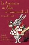Lewis Carroll, John Tenniel - Ia Aventures as Alice in Daumsenland: Alice's Adventures in Wonderland in Sambahsa