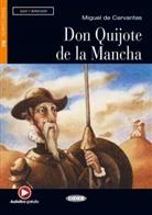Miguel de Cervantes, Miguel de Cervantes Saavedra, Miguel De Cervantes Saavedra - Don Quijote de la Mancha, m. Audio-CD