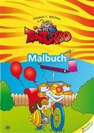 Tom Storyteller GmbH, Tom Storyteller GmbH - Tom Turbo: Malbuch 2