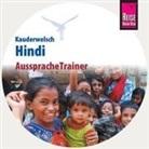 Rainer Krack - Reise Know-How Kauderwelsch AusspracheTrainer Hindi, 1 Audio-CD (Hörbuch)