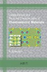 R. Saravanan - Charge Density and Structural Characterization of Thermoelectric Materials