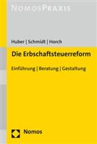 Kar Horch, Karsten Horch, Steffe Huber, Steffen Huber, Steffen (Dr. Huber, Alexander Schmidt - Die Erbschaftsteuerreform