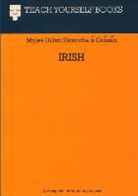 Myles Dillon, Donncha Ó Cróinín, Donncha O. Croinin - Teach Yourself Irish (1961)