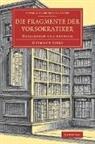 Hermann Diels - Die Fragmente Der Vorsokratiker