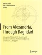 Glen Van Brummelen, Natha Sidoli, Nathan Sidoli, Van Brummelen, Glen Van Brummelen - From Alexandria, Through Baghdad