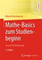 Albrecht Beutelspacher - Survival-Kit Mathematik