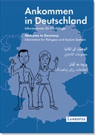 Titu Ackermann, Titus Ackermann, Heik Reinsch, Heike Reinsch, Titus Ackermann - Ankommen in Deutschland / Welcome to Germany