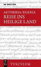Aetheri, Aetheria, Aetheria/Egeria, Egeria, Ka Brodersen, Kai Brodersen... - Reise ins Heilige Land