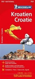 Michelin - Michelin Kroatien. Croatie