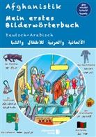 Noor Nazrabi, Noor Nazrabi - Mein erstes Bilderwörterbuch Deutsch - Arabisch