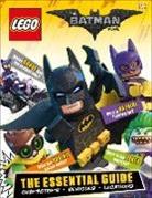 DK, Inc. (COR) Dorling Kindersley, Julia March - The Lego Batman