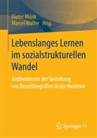Diete Münk, Dieter Münk, Walter, Marcel Walter - Lebenslanges Lernen im sozialstrukturellen Wandel