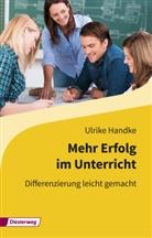 Ulrike Handke - Mehr Erfolg im Unterricht