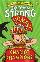 Jeremy Strong - Romans on the Rampage: Chariot Champions