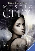 Britta Keil, Theo Lawrence - Mystic City - Schatten der Macht