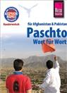 Erhard Bauer - Reise Know-How Sprachführer Paschto für Afghanistan und Pakistan - Wort für Wort
