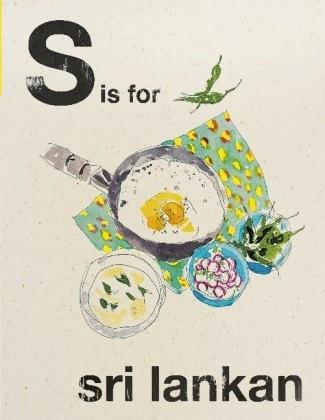Quadrille, Kim Quadrille, Kim Lightbody - S Is for Sri Lankan - Alphabet Cooking